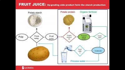 Nulové odpady a jak vytěžit maximum při zpracování brambor