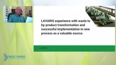 Turning production waste into a by-product through innovative recycling technologies.