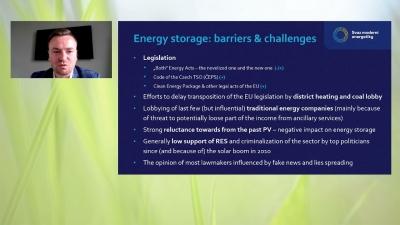 Solar, Energy Storage and Energy Communities