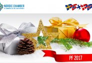 PF 2017 - We wish you a merry Christmas and happy New Year